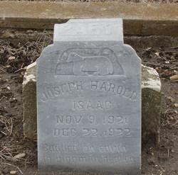 Joseph Harold Isaac