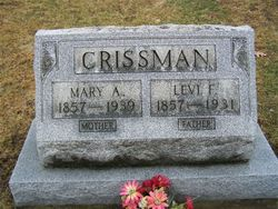 Levi Ferman Crissman