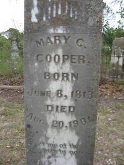 Mary Charlotte <i>Simons</i> Cooper