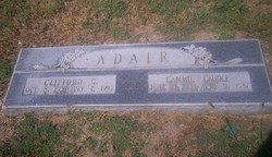 Cammie Pearl <i>Caudle</i> Adair