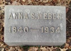 Anna S Weber
