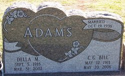 Della M Adams