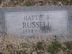 Hattie B Russell