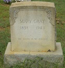 Mary <i>Ellisor</i> Gray