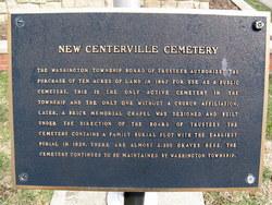 Centerville Cemetery (New)