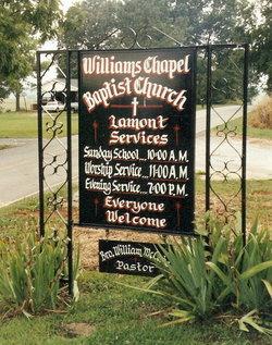 Williams Chapel Cemetery