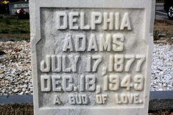 Delphia Adams