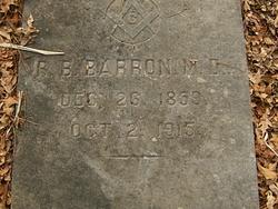 Dr Robert Benjamin Barron