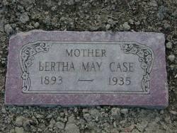 Bertha May <i>Pratt</i> Case