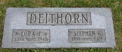 Lora Freda <i>Shaw</i> Deithorn