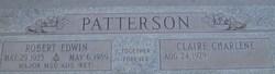 Maj Robert Edwin Patterson