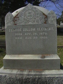 George Collom Clement