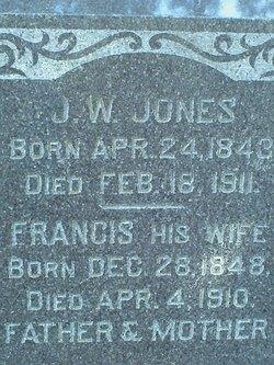 James Wallace Jones
