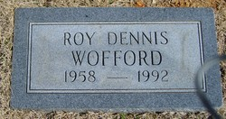 Roy Dennis Wofford