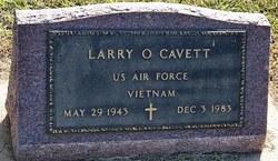 Larry O Cavett
