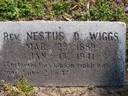 Rev Nestus D. Wiggs