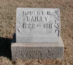 Robert Hale Bailey
