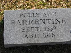 Polly Ann Barrentine