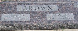 Ray C Brown