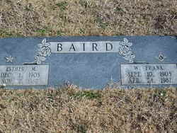 Esther M Baird