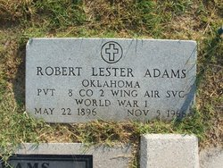Robert Lester Adams