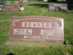 Rosa Mae <i>Kersey</i> Beaver