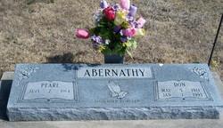 Don Abernathy