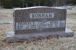Charles Ray Bonham