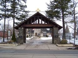 Saint Johns Norway Cemetery and Crematorium