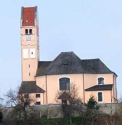 Bergkirchen (Gemeindefriedhof)