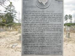 Weeks Chapel  Cemetery