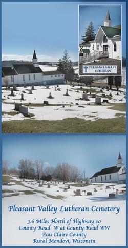 Pleasant Valley Norwegian Lutheran Cemetery