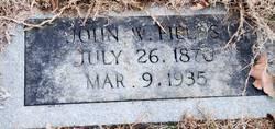 John Wesley Fields