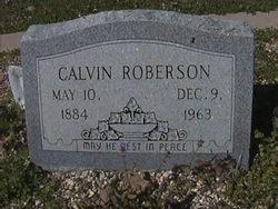 Calvin Roberson