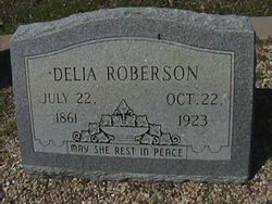 Delia <i>Self</i> Roberson