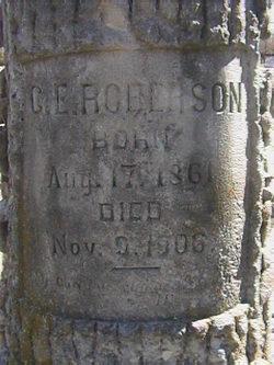 G. E. Roberson