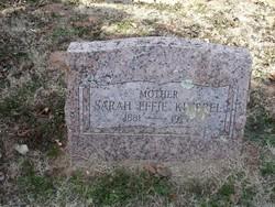 Sarah Effie Kimbrel