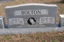 William Lewis Bolton