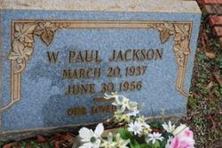 William Paul Jackson