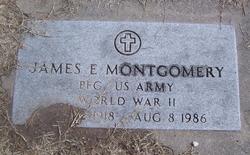 James E Montgomery