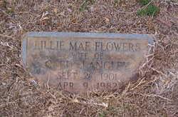 Lillie Mae <i>Flowers</i> Langley