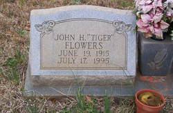 John H. Tiger Flowers