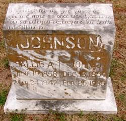 John James Johnson