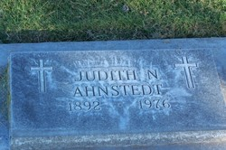 Judith N Ahnstedt