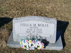 Stella Marie <i>Ruffner</i> Wolfe