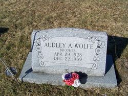 Audley A. Wolfe