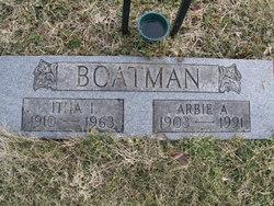 Arbie A. Boatman