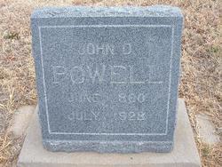 John D. Powell