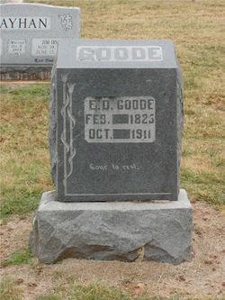 E. D. Goode