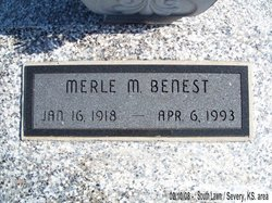Merle Marion Benest